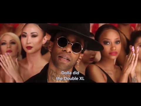 Ty Dolla $ign - Brand New Feat. Wiz Khalifa (Official Video With Lyrics)