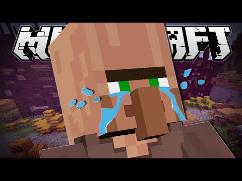 Minecraft | THE LONELIEST VILLAGER.. | Sneaky Assassins Minigame