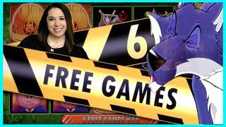 HUFF N' PUFF SLOT MACHINE ★ SLOT QUEEN TAKES ON THE BIG BAD WOLF 😱