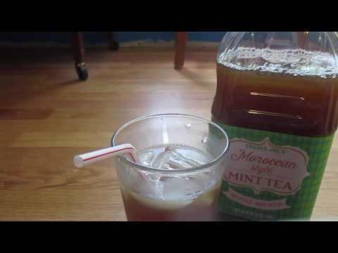 Trader Joe's® Moroccan Style Mint Tea Review • Suggested By Maria Cisneros Toth