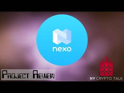 Nexo Project Review - Get Instant Crypto Loans without Credi