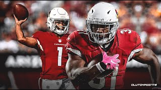 David Johnson is the Ultimate Air Raid Weapon for the Cardinals | 2019 Fantasy Football