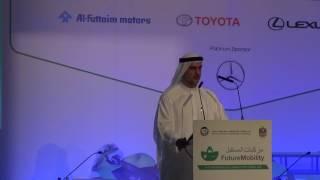 Ahmed Hashem Bahrozyan, CEO - Licensing Agency Dubai Roads and Transport Authority (RTA), UAE