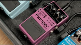 MusicRadar Basics: chorus, tremolo, phaser and flange guitar pedals