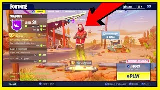 "SEASON 5 ""DRIFT"" LEVEL 3 ARMOR! 