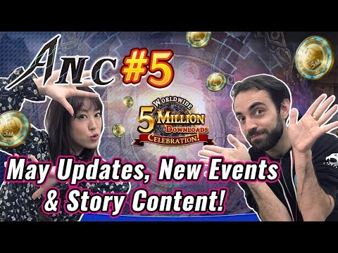 [ANC] Welcome to the 5th Ep of THE ALCHEMIST CODE News Channel!