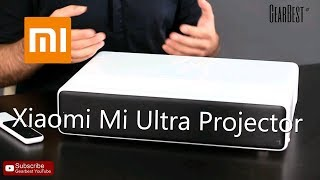 Xiaomi Mi Ultra Short 5000 ANSI Lumens Laser Projector - Gearbest.com