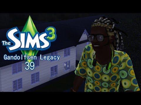 The Sims 3 Gandolfsen Legacy: Ep39, NEVER AGEING?!