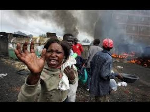 Vikundi haramu wavamia wakazi wa mitaa Nairobi