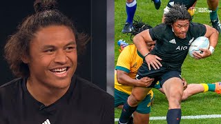 Caleb Clarke's Journey To Becoming An All Black | The Breakdown | Rugby News | RugbyPass