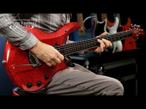 Ernie Ball Music Man BFR Majesty Electric Guitar