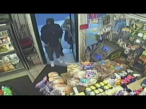Frightening Armed Robbery In NJ