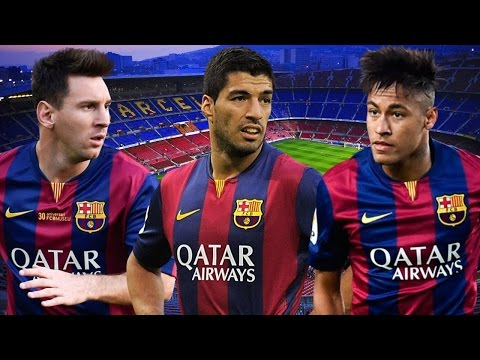 MSN ⚽️ GANG UP⚽️ BEST MSN VIDEO EVER | HD