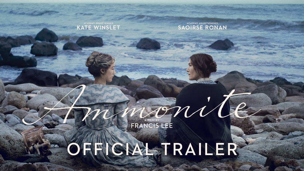 Ammonite - Official Trailer - Coming Soon