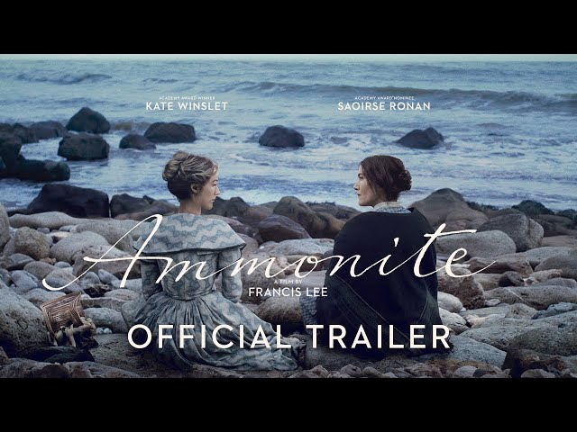 Ammonite - Official Trailer - Available for rental on all digital platforms March 26th