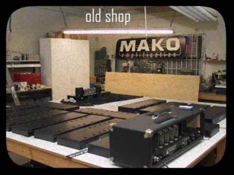 mako amplification mak2 100w guitar tube amp head metal youtube. Black Bedroom Furniture Sets. Home Design Ideas