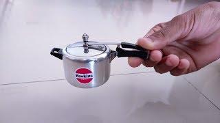 Hawkins Miniature Pressure Cooker unboxing | Tiny pressure cookers