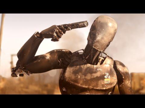 Фестиваль фантастического кино Sci-Fi Shorts — Русский трейлер (18 мая 2017)