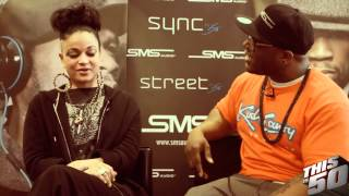 Charli Baltimore Talks Car Wash Employment Rumors, G-Unit Beef & Her Old Name Was Poison T