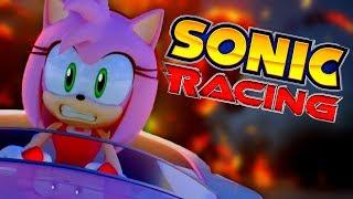 Sonic Meme Racing