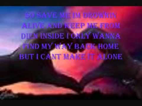 Drowning Love And Theft Lyrics