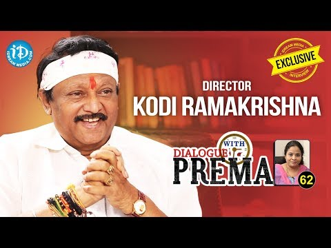 Director Kodi Ramakrishna Exclusive Interview || Dialogue With Prema #62 || Celebration Of Life #464