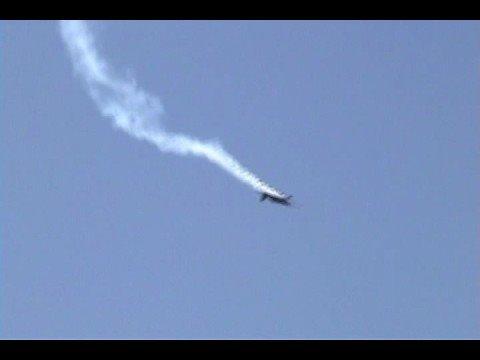 2008 NAS Oceana Airshow - Patty Wagstaff