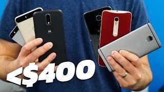 Top 10 Phones - Top 10 Phones Under $400!