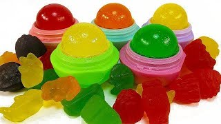 diy eos you can eat edible gummy bear eos candy lolly pop treats so easy sweet to eat