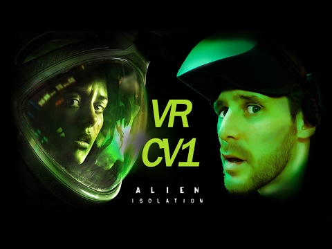 Alien Isolation : VR Oculus Rift CV1