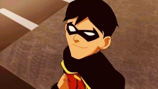 Dick Grayson - Lost Boy