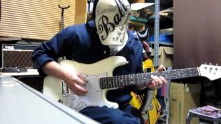 キャロル 憎いあの娘 ギターコピー.
