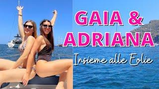 😍FINALMENTE HO INCONTRATO @Adriana Spink ❤ VLOG ISOLE EOLIE #bikini #vacay #vlog