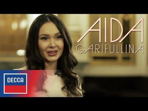 Aida Garifullina Debut Album - Trailer