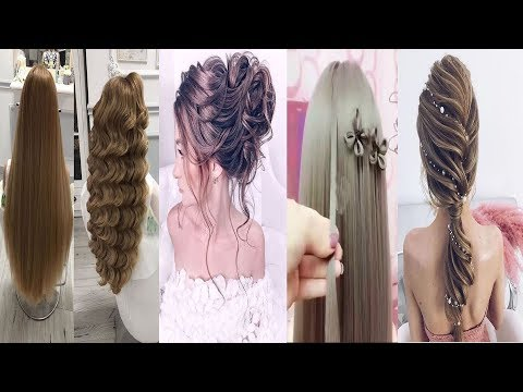 TOP 10 ELEGANT HAIRSTYLES FOR WOMEN (LATEST 2018!!!!!!)