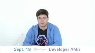 9/19 Developer AMA | XYO Network