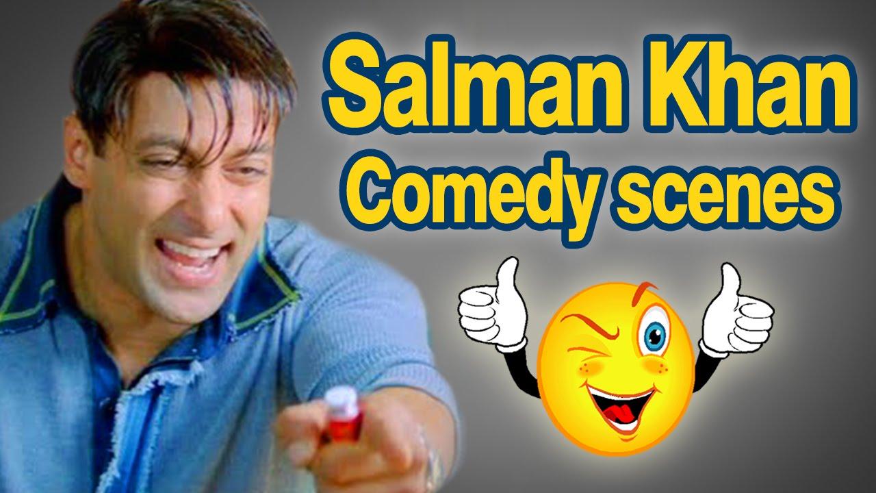 Salman Khan Best Comedy Scenes | Bollywood Comedy Scenes