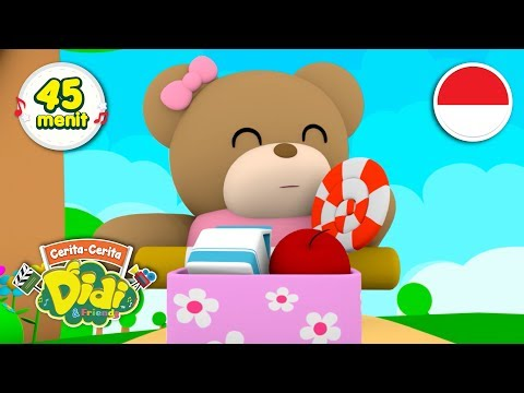 Kompilasi Cerita Anak Indonesia   Didi & Friends Indonesia   Lolipop Happy Bear & Lain-Lain
