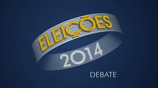Debate TV Globo dos Candidatos a Presidente ao vivo 02/10/2014