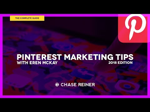 Expert Pinterest Marketing Tips 2017 With Eren McKay (Free Audits!)
