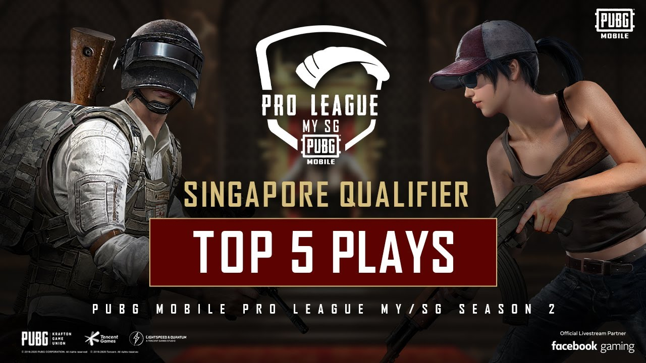 PMPL MY/SG Singapore Qualifier Top 5 Highlights