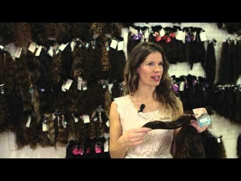 AFRODITI - virgin human hair extension supplier
