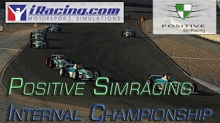 iRacing - Campeonato Interno Positive Simracing - Laguna Seca