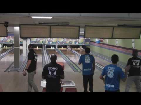 "2017 IDBC Quartets/Quads, Argentina vs. USA, Squad ""B"" (Game 1 of 3)"