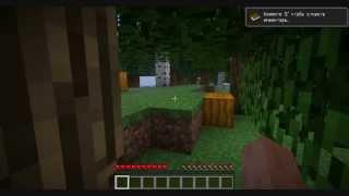 Нуб играет в Minecraft часть 1 Мдаа