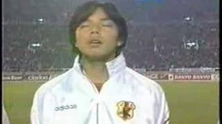 中西圭三 国歌 kokka nakanishi_keizo