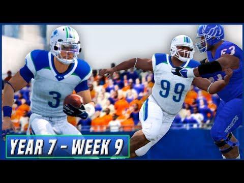 NCAA Football 14 Dynasty Year 7 - Week 9 @ Boise State | Ep.118