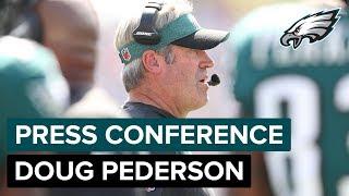 Doug Pederson Talks The Defensive Line, Provides Injury Updates & More | Eagles Press Conference