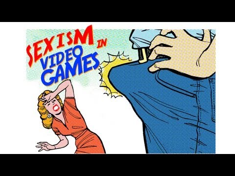 Quick Rant - The solution to sexism In video games!