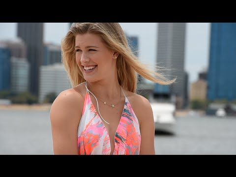 Genie Bouchard fired up for the 2015 Hopman Cup